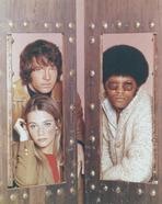 The Mod Squad - Mod Squad Posed in Group Picture