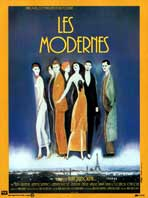 The Moderns - 11 x 17 Movie Poster - French Style A