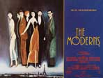 The Moderns - 11 x 17 Movie Poster - UK Style A