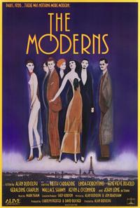 The Moderns - 11 x 17 Movie Poster - Style B