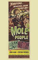 The Mole People - 11 x 17 Movie Poster - Style B
