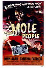 The Mole People - 27 x 40 Movie Poster - Style A