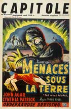The Mole People - 11 x 17 Movie Poster - Belgian Style B
