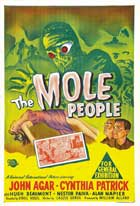 The Mole People - 11 x 17 Movie Poster - Australian Style A