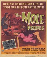The Mole People - 11 x 17 Movie Poster - Style C