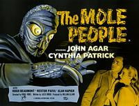 The Mole People - 11 x 14 Movie Poster - Style B