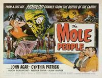 The Mole People - 11 x 14 Movie Poster - Style C