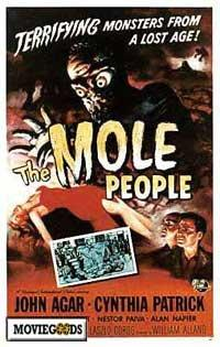 The Mole People - 43 x 62 Movie Poster - Bus Shelter Style A