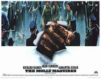 Molly Maguires - 22 x 28 Movie Poster - Half Sheet Style A