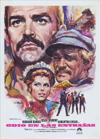 Molly Maguires - 11 x 17 Movie Poster - Spanish Style A
