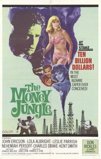 Money Jungle - 11 x 17 Movie Poster - Style A