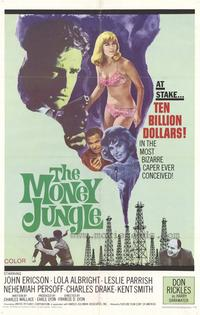 Money Jungle - 43 x 62 Movie Poster - Bus Shelter Style A