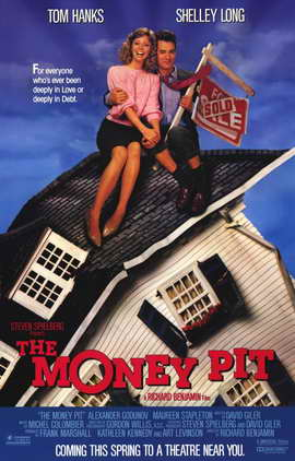 The Money Pit - 11 x 17 Movie Poster - Style A