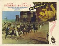 The Mongols - 11 x 14 Movie Poster - Style B