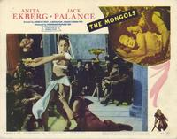 The Mongols - 11 x 14 Movie Poster - Style D
