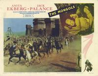 The Mongols - 11 x 14 Movie Poster - Style E