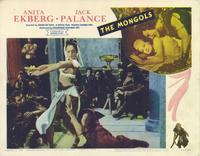 The Mongols - 11 x 14 Movie Poster - Style G