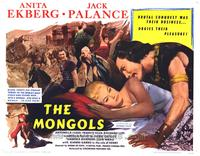 The Mongols - 27 x 40 Movie Poster - Style C