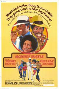 The Monkey Hustle - 27 x 40 Movie Poster - Style A