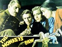 The Monkeys Paw - 11 x 14 Movie Poster - Style A