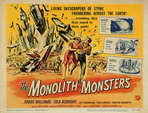The Monolith Monsters - 11 x 14 Movie Poster - Style A