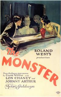 The Monster - 11 x 17 Movie Poster - Style A