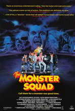 The Monster Squad - 27 x 40 Movie Poster