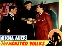 The Monster Walks - 11 x 14 Movie Poster - Style A