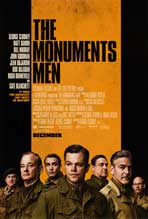 """The Monuments Men"" Movie Poster"