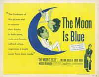 The Moon Is Blue - 11 x 14 Movie Poster - Style A