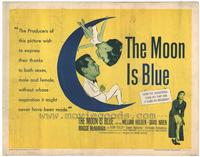 The Moon Is Blue - 27 x 40 Movie Poster - Style A