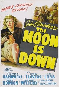 The Moon Is Down - 27 x 40 Movie Poster - Style A