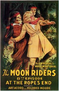 The Moon Riders - 11 x 17 Movie Poster - Style A