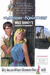 The Moon-Spinners - 27 x 40 Movie Poster - Style A