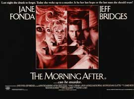 The Morning After - 27 x 40 Movie Poster - UK Style A
