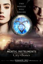 The Mortal Instruments: City of Bones - 27 x 40 Movie Poster - Style B