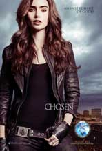 The Mortal Instruments: City of Bones - 27 x 40 Movie Poster - Style C