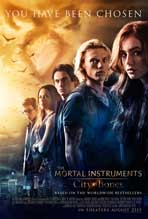 The Mortal Instruments: City of Bones - 27 x 40 Movie Poster - Style A