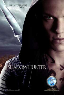 The Mortal Instruments: City of Bones - 11 x 17 Movie Poster - Style E