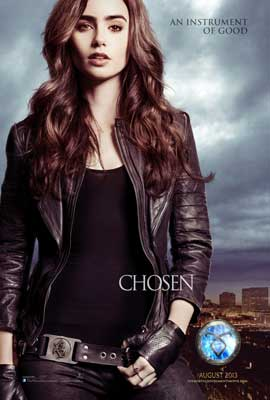 The Mortal Instruments: City of Bones - 11 x 17 Movie Poster - Style C