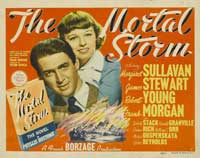 The Mortal Storm - 22 x 28 Movie Poster - Half Sheet Style A