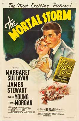 The Mortal Storm - 27 x 40 Movie Poster - Style B