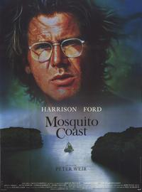 The Mosquito Coast - 11 x 17 Movie Poster - Style B