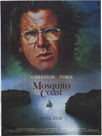 The Mosquito Coast - 27 x 40 Movie Poster - Style B