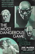 The Most Dangerous Game - 27 x 40 Movie Poster - Style B