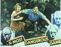 The Most Dangerous Game - 11 x 14 Movie Poster - Style A