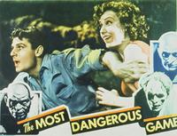 The Most Dangerous Game - 11 x 14 Movie Poster - Style B
