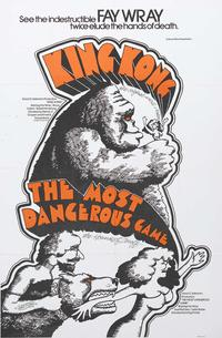 The Most Dangerous Game - 27 x 40 Movie Poster - Style A