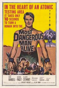 The Most Dangerous Man Alive - 27 x 40 Movie Poster - Style A