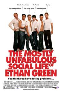 The Mostly Unfabulous Social Life of Ethan Green - 43 x 62 Movie Poster - Bus Shelter Style A